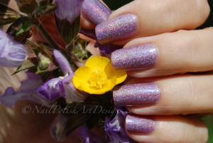 Purple Holo Nail 2 300x201 Purple Holo Nail 2