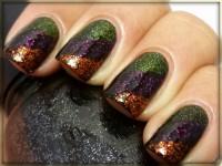 6264710541 a9f751b393 o e1331167689247 Pink Striped Nail Art Manicure Tutorial