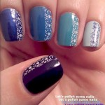 Blue Ombre Lace Nail Art e1337052797388 150x150 Tutorials