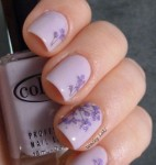 Lavender Dried Flower Nails e1336450901544 142x150 Lavender Dried Flower Nail Art Tutorial