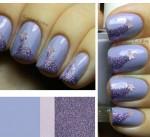 Lavender Shooting Stars Nail Art e1337047940704 150x137 Lavender Shooting Stars Nail Art Tutorial