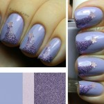 Lavender Shooting Stars Nail Art e1337052875237 150x150 Tutorials
