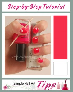 Pink Paw Nail Art Tutorial 238x300 Pink Paw Nail Art Tutorial