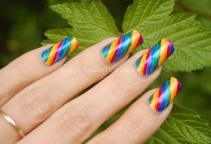 rainbow candycane 300x205 rainbow candycane