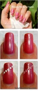 1 Nails1 125x300 Simple Nail Art Tips International Nail Art Contest