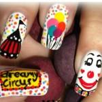 Clown nail art Tutorial e1348267768694 150x150 International Nail Art Tutorial Contest Entries