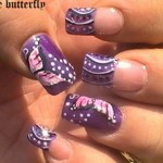 Countess Nails butterfly nail art tutorial e1348268335539 150x150 International Nail Art Tutorial Contest Entries