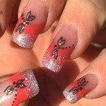 dragonflies red french nail art tutorial e1348262815196 150x150 International Nail Art Tutorial Contest Entries