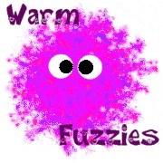 Pink warm fuzzie image Pink warm fuzzie image