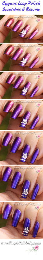 cygnus loop swatch review shift 150 Cygnus Loop Polish Review and Swatches