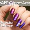 www.SimpleNailArtTips.com Image of Cygnus Loop Polish, ILNP Cygnus Loop Polish Review and Swatches, I Love Nail Polish